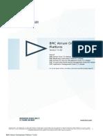 BMC Atrium Orchestra Tor 7.6.02 Platform
