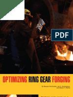 Optimizing Ring Gear Forging
