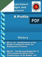 1DBM Profile