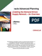 SCM Adv Planning 1