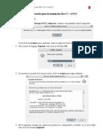 Instructivo Instalación DEV 4992-n