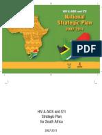 SA HIV_plan