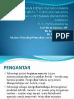 Rangkuman Teknologi Pascapanen Hasil Pertanian Temuan Fakultas Teknologi Pertanian Universitas Andalas dan Penyebarannya