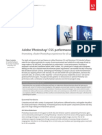 PhotoshopCS5 Performance