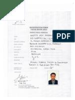 Form ran Transkrip Nilai, CV