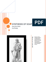 Synthesis of Soap