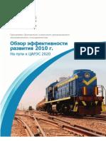 CAREC Development Effectiveness Review 2010 Ru