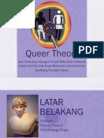 Queer Theory dan Relasinya dengan Posisi Minoritas Seksual dalam Rezim HAM Internasional