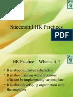 Successful Hr Practices 933