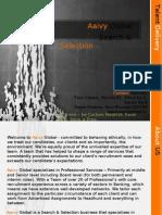 Aaivy Global Corporate Profile