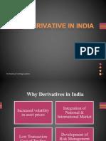 Derivative in India Final