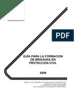 Guia Formacion Brigadas Proteccion Civil