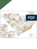 South Carolina State House Districts (2012)