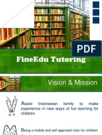FineEdu Tutoring