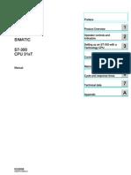 Siemens PLC S7 300 Manual