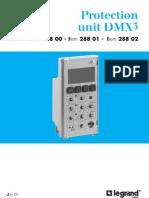 Protection Unit DMX3