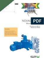 Metering Pumps H3 Series Novados 2 2 4 UK