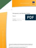 Euro Barometer Nuclear Energy 2009