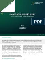 Massolution_abridged Crowd Funding Industry Report