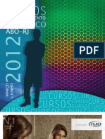 Cursos - Científico ABO-RJ 2012