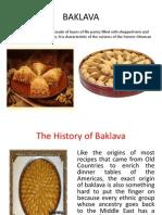 Baklava 1