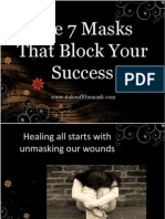 7 Masks That Block Your Success