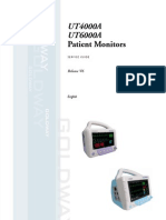 UT4000AUT6000A Patient Monitors Service Guide