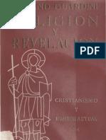 Guardini, Romano - Religion y Revelacion