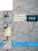 Pavement Distress Identification