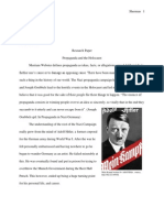 Propaganda Research Final