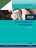 Prepaid Strategies and Mini Mi Sing Churn