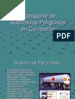 Transporte de Sustancias Peligrosas en Carreteras1