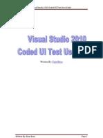 Visual Studio 2010 Coded UI Test Basic User Guide