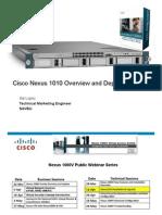 Preso Web Series Technical Track Session2 Nexus 1010