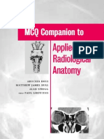 Applied Radio Logical Anatomy