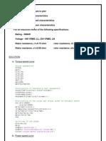 Assignment EE 4202