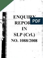 Prelimnary Report of AK Malhotra on Zakia Jafri's Petition (2010)