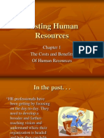 Chp 1 Costing Human Resources