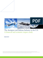 Deloitte Aerospace & Defense Study March 2012