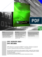 Datasheet Sma Opc Server_rev1.00 En