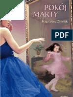 Pokój Marty - Magdalena Zimniak