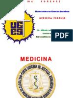 Clase 1.-  Medicina Forense. Introducción.pps