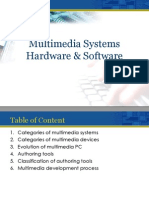 Chapter 02 - Multimedia Systems Hardware and Software