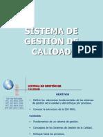 NOTAS SISTEMAS DE GESTIÓN CALIDAD PRIMERA PARTE