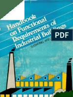 SP32 Functional Requirement of Industrial Buldings