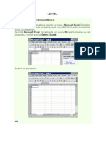 Document a Tie Excel