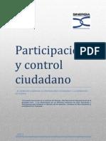 PARTICIPACIÓN Y CONTROL CIUDADANO .  EL DERECHO A EJERCER LA CONTRALORÍA CIUDADANA Y  LA RENDICIÓN DE CUENTA (2)