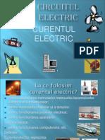 Lectie Fizica Circuit Serie Si Paralel