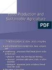 Bio 111 Food Production and Agriculture Week5