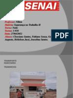 APRESENTAÇÃO TRANSWOOD